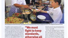 Caterer and Hotelkeeper press report