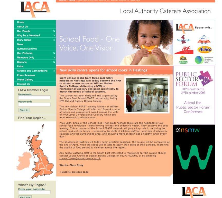 LACA Skill Centre