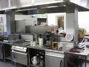 School Kitchen Improvements