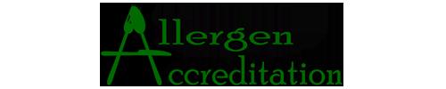 Allergen Accreditation