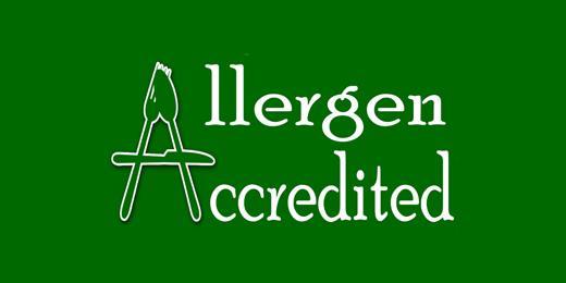 allergen accredited