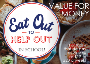 Eat Out to Help Out in School